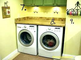 countertop clothes washer top best