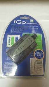 Igo Power Tips Chart New Igo Powerxtender Battery Powered Charger Portable For Mp3 Cell Phone 002pep Ebay