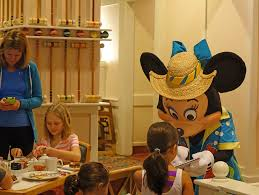 disney character dining reservations orlando