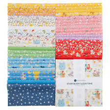 Daily Deal - Quilting Fabric for Sale — Missouri Star Quilt Co. & Storybook Sleepytime 10 Adamdwight.com