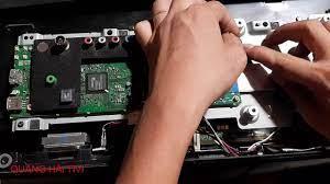 Hướng dẫn cách sửa tivi sony 32r300c nháy 6 nhịp cực dễ làm - YouTube