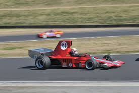 Thunder Action At Sydney Motorsport Parkhistoric Sports And Racing
