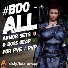 Black Desert Online Armor Sets - Green ...