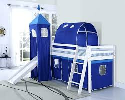 bunk bed with slide and tent. Loft Beds With Slide And Tent Twin Bed Large Size Of Bedroom Solid Pine Bunk Tall Over A