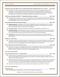 How To Write A One Page Resume Technical Format For Experienced In