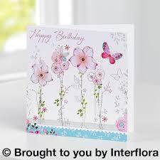 Happy Birthday Greeting Card Blakes Of Bookham Great Bookham Surrey