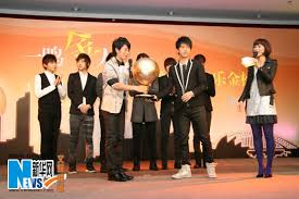 Pop Stars Introduce Global Chinese Golden Chart China Org Cn