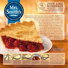 Sfc Global Supply Chain Mrs Smiths Pie 35 Oz Walmartcom