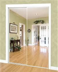 closet door cost custom sliding mirror panel doors costco closet doors