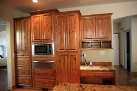 full size of cabinets cherry wood kitchen pantry cabinet floor to ceiling set with knotty material