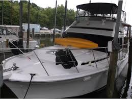 catalina powerboats for by owner 1989 chesapeake city maryland 42 chris craft 427 catalina