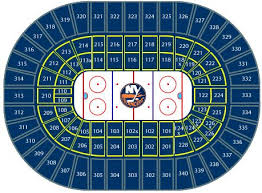 Nassau Veterans Coliseum Seating Chart 53 Organized Seating Chart For Veterans Memorial Arena
