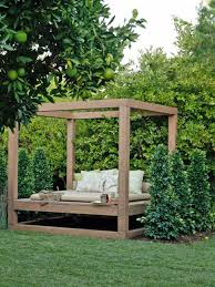 diy outdoor daybed with canopy 14 beds perfect for summer naps 15