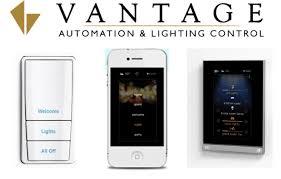vantage lighting control