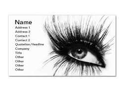 makeup business cards designs makeup artist business card samples startupguys net