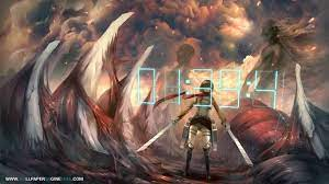 Anime Attack On Titan Wallpaper Engine ...