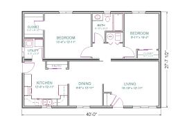 13 surprisingly open concept cottage plans new at cute 5 bedroom house floor plans designs