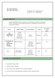 Model Resumes Model Resume Pdf India Basic Format Samples Airline Pilot Template