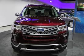 2018 ford explorer. brilliant 2018 2018 ford explorer new york auto show featured image large thumb1 throughout ford explorer