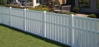 Perfect Vinyl Privacy Fence Ideas White Fencing With Design Inspiration