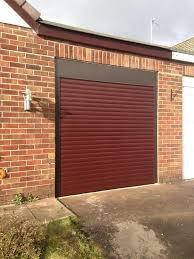 aluminium roller garage door rochdale