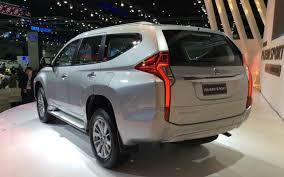 mitsubishi pajero 2018 model. perfect model 2018 mitsubishi pajero  side high resolution photos inside mitsubishi pajero model