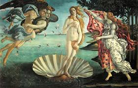italian renaissance art humanism sandro botticelli 1445 1510 the birth of venus 1484