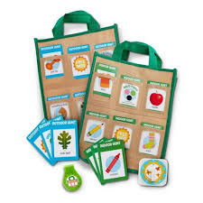 Didn't find what you were looking for in the results of your search for melissa and doug puzzles? Melissa Doug Let S Explore Indoor Outdoor Scavenger Hunt Play Set Target