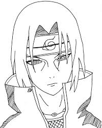 Coloriage Naruto Shippuden A Imprimer Akatsukill Duilawyerlosangeles