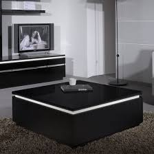 Glass coffee tables with round or rectangular tops offer a traditional look. Elisa Coffee Table Square In Gloss Black With Storage Coffee Table Square Coffee Table Furniture Coffee Table