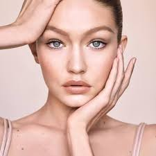 gigi hadid for maybelline photo courtesy of maybelline