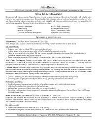 Sale Consultant Resume Resume Online Builder