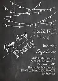 Farewell Invitation Template Farewell Party Invitation Template Free SansalvajeCom 14