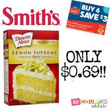 Duncan Hines Cake Mix 801 Coupon Addicts