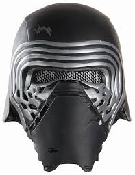 buy star wars the force awakens kylo ren half helmet for boys