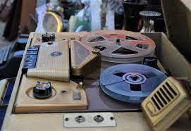Tarihe tanıklık eden ses kayıt cihazı