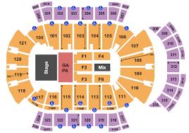 Miranda Lambert Seating Chart Miranda Lambert Jacksonville Tickets 2019 Miranda Lambert