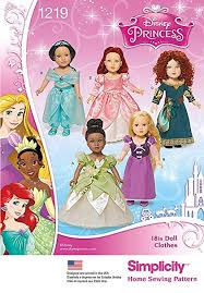 Simplicity Doll Patterns