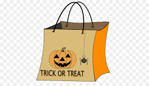 halloween candy bag clip art. Clip Art Trickortreating Halloween Bag Image Candy In