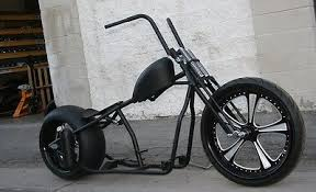 chopper 300 rear tire rolling chassis motorcycles for sale