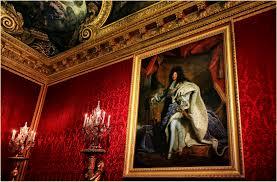 Neulich Im Schloss Versailles Foto Bild France