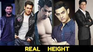 Indian Actress Height And Weight Chart 16 Bollywood Actors Real Height In Feet Tallest And Shortest Bollywood Actors 2017