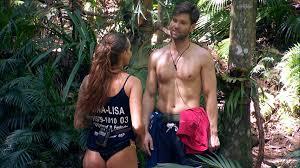 Alexander Honey Keen flirtet mit Gina Lisa Lohfink wie findet.