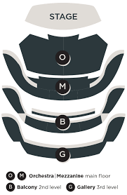 Myth Live Seating Chart Seating Charts The Ordway Official Website