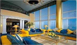 Blue Yellow Living Room Navy Blue And Yellow Living Room