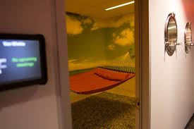 office nap pod. the hubspot nap room makes recharging mid day convenient and easy - cambridge, office pod