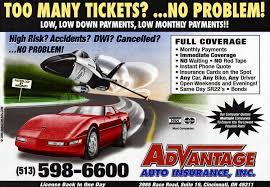 advantage auto insurance
