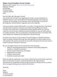 cover letter for part time job cashier cover letter format retail covering letter