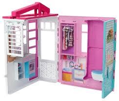 <b>Barbie кукольный домик</b> FXG54 — купить по выгодной цене на ...