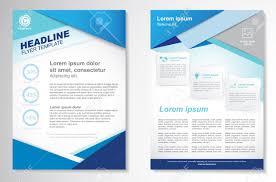 004 Template Ideas Vector Brochure Flyer Design Layout